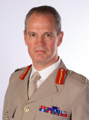 Sir George Norton, UK Military Representative to NATO