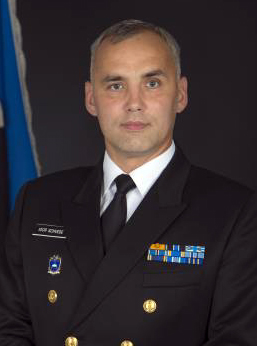 Igor Schvede, Military Representative of Estonian to NATO