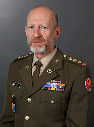 Marc Assel, Military Representative of Luxembourg to NATO