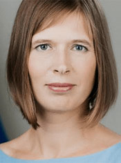 Kersti Kaljulaid, President of the Republic of Estonia