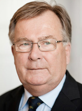 Claus Hjort Frederiksen, Minister of Foreign Affairs of Denmark