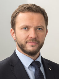 Margus Tsahkna, Minister of Defence of Estonia