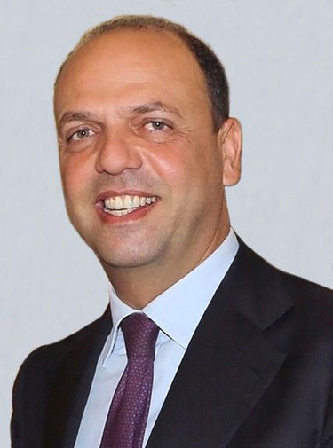 Angelino Alfano, Minister of Foreign Affairs of Italy