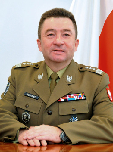 Leszek Surawski, Chief of the General Staff of the Polish Armed Forces