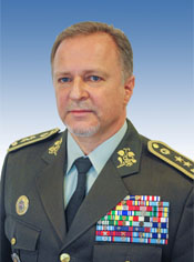 Major General Ondřej Novosad, NATO Military Representative for Slovakia