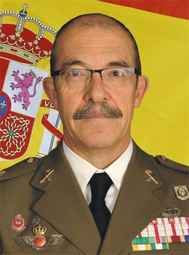 Nato Biography General Fernando Alejandre Chief Of Defence Of Spain
