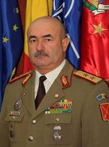 Dumitru Scarlat, Military Representative of Romania to NATO