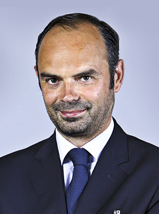 Édouard Philippe, Prime Minister of France