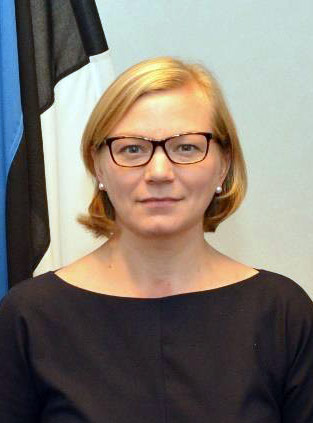 Kyllike Sillaste-Elling, Permanent Representative of Estonia to NATO