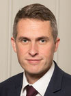 Gavin Williamson, Secretary of State for Defence