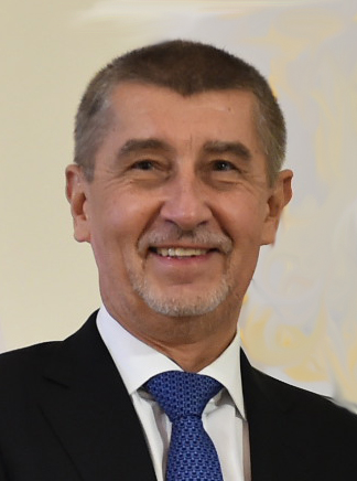 Andrej Babiš, Prime Minister of the Czech Republic