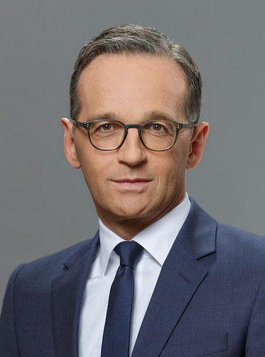 Heiko Maas, Minister of Foreign Affairs of Germany