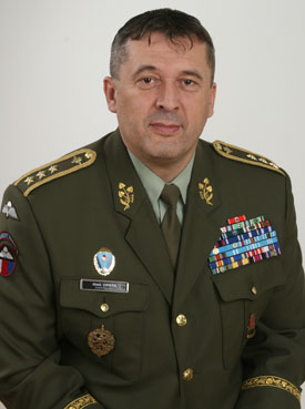 Lieutenant General Ales Opata, Chief of Staff of the Czech Republic