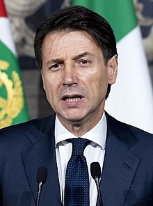 Giuseppe Conte, Prime Minister of Italy
