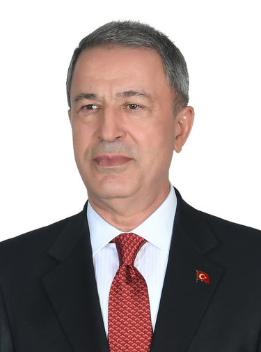 Hulusi Akar, Minister of National Defence of the Republic of Turkey