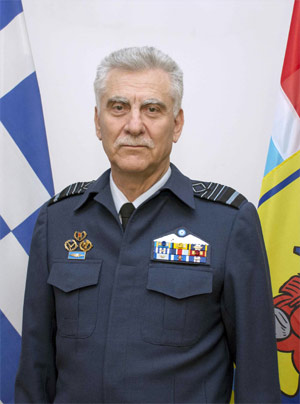 General Christos Christodoulou, Chief of the Hellenic National Defence General Staff