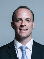 Dominic Raab, Foreign Secretary of the United Kingdom