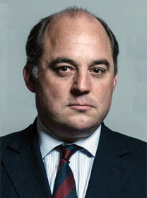 Ben Wallace, Secretary of State for Defence of the United Kingdom