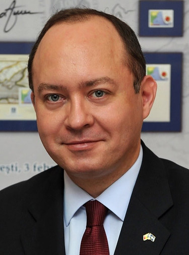 Bogdan Aurescu, Minister of Foreign Affairs of Romania