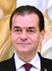 Ludovic Orban, Prime Minister of Romania