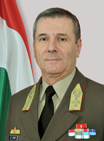 General Tibor Benkő, Chief of Defence Staff of Hungary