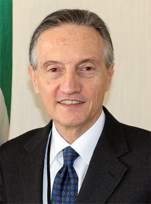Claudio Bisogniero, Permanent Representative of Italy
