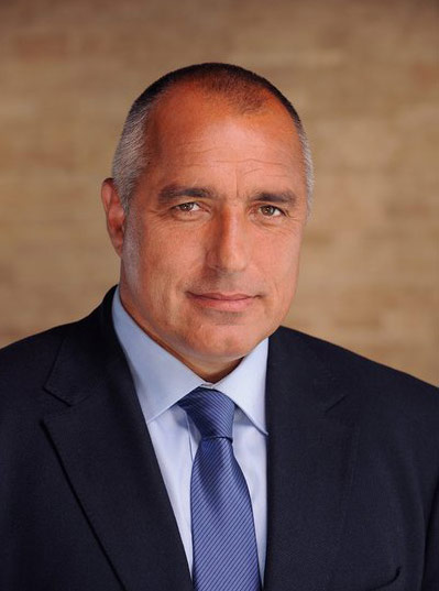 Boyko Borissov, Prime Minister of the Republic of Bulgaria