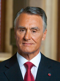His Excellency Dr. Aníbal Cavaco Silva, Head of State of Portugal