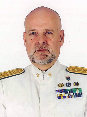 Stefano Dotti, Military Representative of Italy to NATO