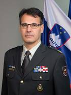 Brigadier General David Humar, Military Representative of Slovenia to NATO