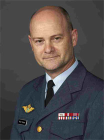 Lieutenant General Max A.L.T. Nielsen, Military Representative of Denmark to NATO