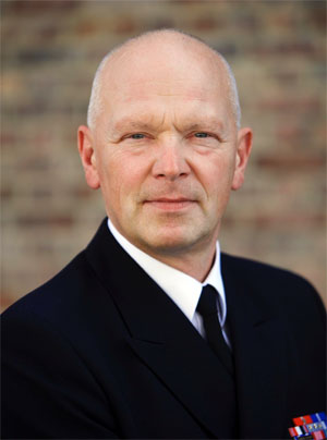 Ketil Olsen, Military Representative of Norway to NATO