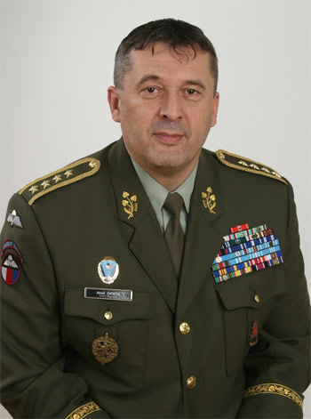 Aleš Opata, Chief of the General Staff of the Czech Armed Forces