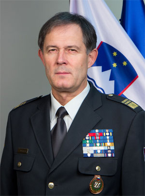 Andrej Osterman, Chief of Staff of Slovenia