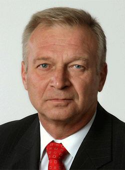 Vlastimil Picek, Minister of Defence of the Czech Republic