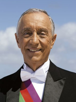 Marcelo Rebelo de Sousa, President of Portugal