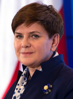Beata Szydło, Prime Minister of Poland