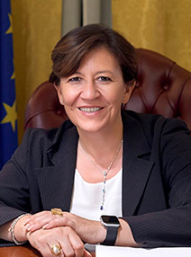 Elisabetta Trenta, Minister of Defence of Italy