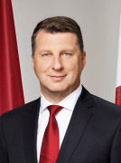 Raimonds Vējonis, President of Latvia