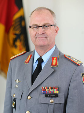 General Eberhard Zorn, Chief of Defence of Germany