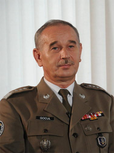 General Mieczysław Gocuł, Chiefs of Defence of Poland