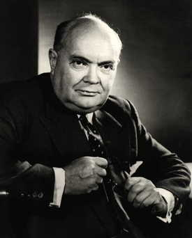 NATO Secretary General Paul-Henri Spaak