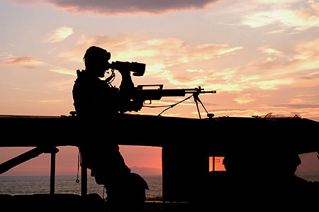Exercise Allied Action commences at Dusk