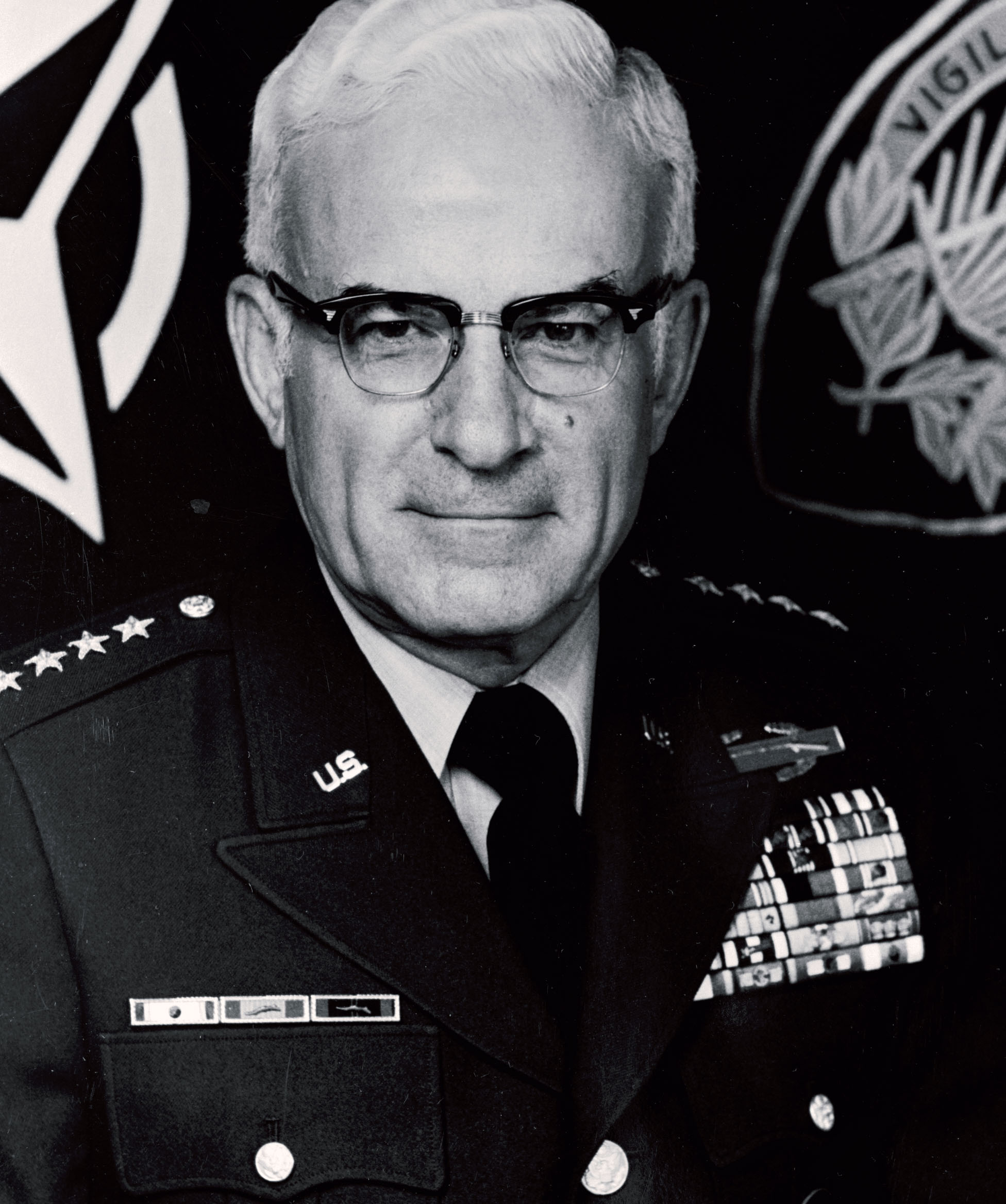 General Bernard B. Rogers (US)