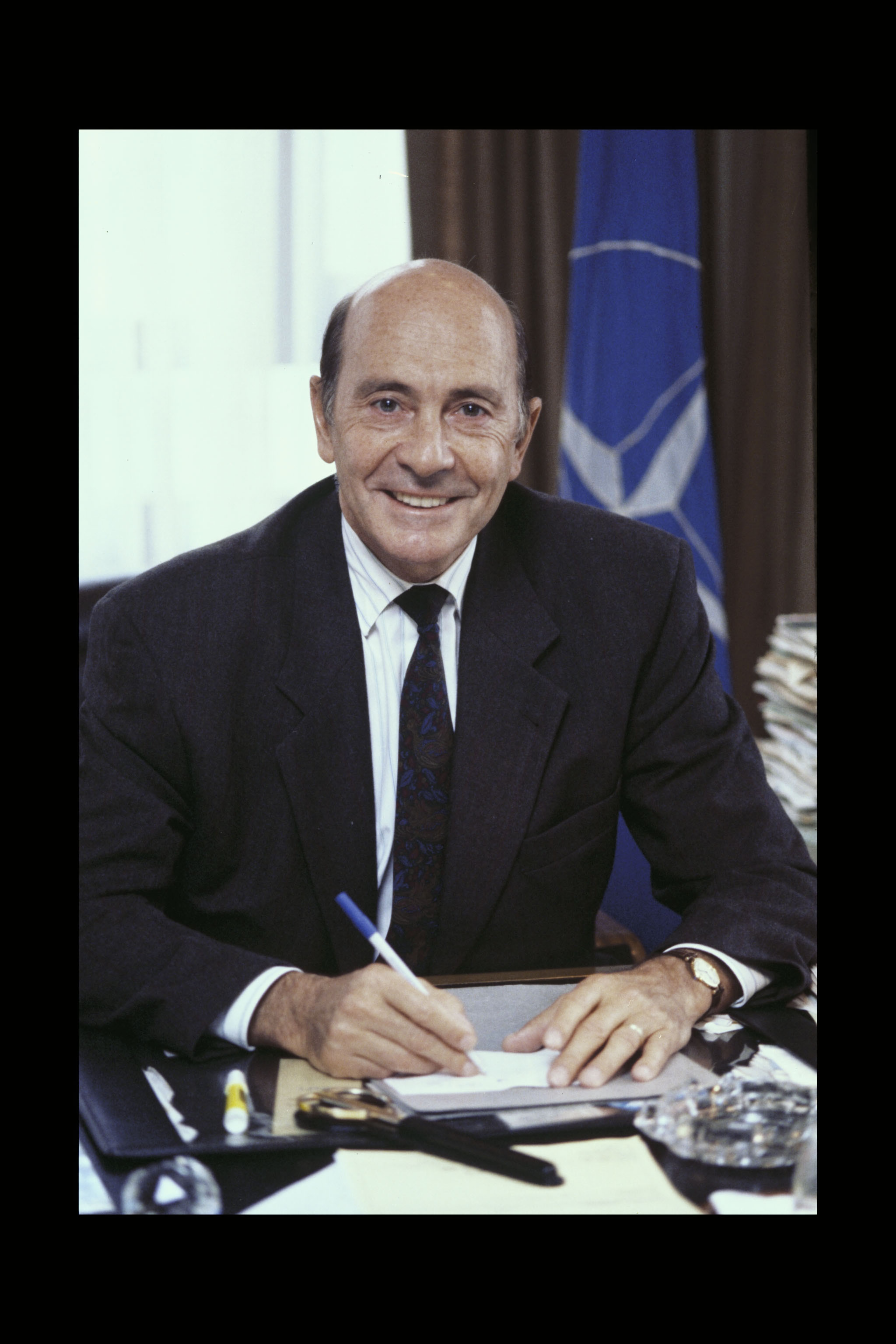 Nato Media Library Appointment Of Secretary General