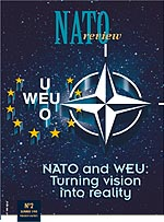 NATO Review Cover