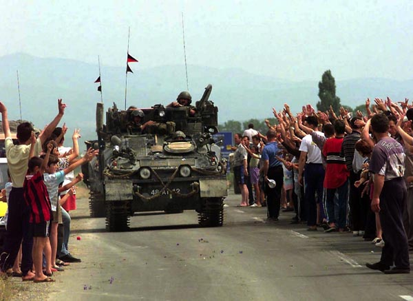 Image result for greek army kosovo 1999